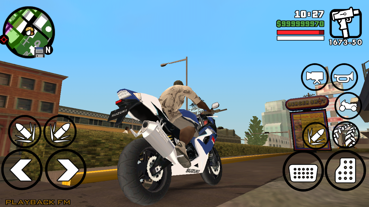 2ee274b72e First Impression Grand Theft Auto: San Andreas Android Version ...