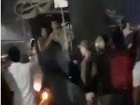 Gagal Turunkan Baliho Prabowo-Sandi di Cileungsi, Aparat Kepolisian Ditarik Pulang