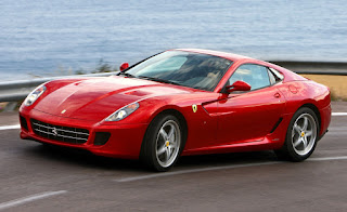 The Type Of Ferrari 599 GTB Fiorano
