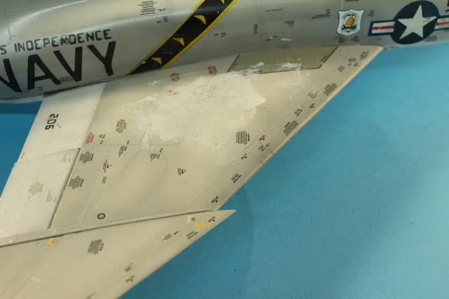 F-4B Phantom II,Eduard 1/48, the boulette.