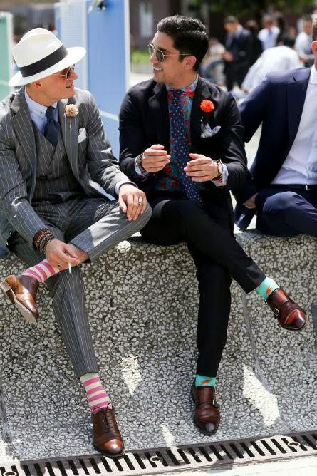 DeaTwilightZone - estampas em moda masculina