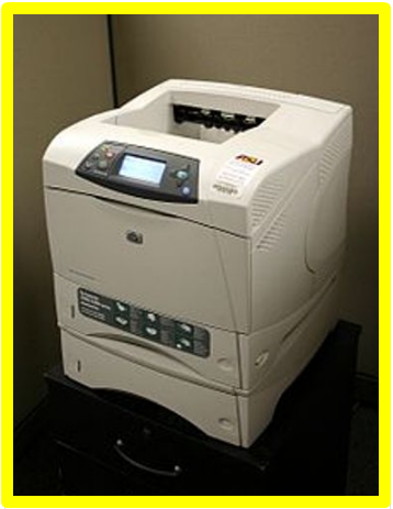 Facts About Laser Printers