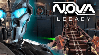 NOVA Legacy v5.2.4 Mod Apk Unlimited Money