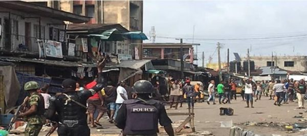 Owerri Market Protest Takes Three Lives