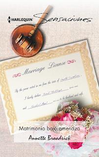 Annette Broadrick - Matrimonio Bajo Amenaza