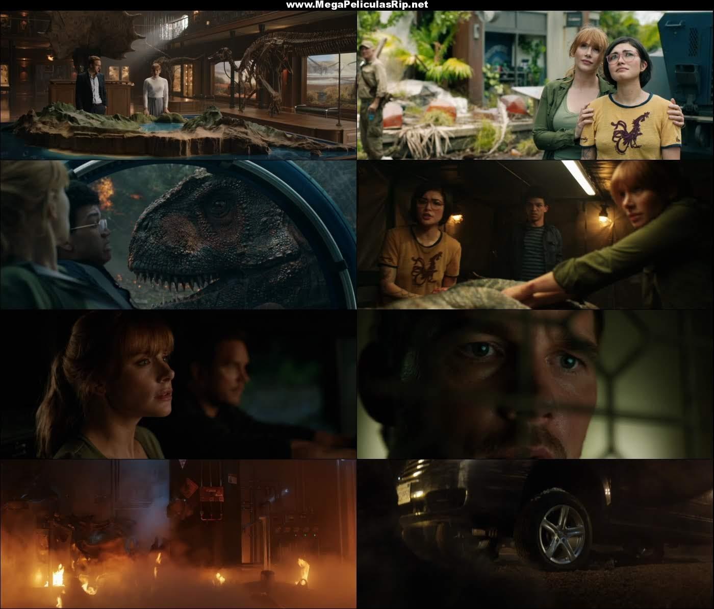 Jurassic World El Reino Caido 1080p Latino