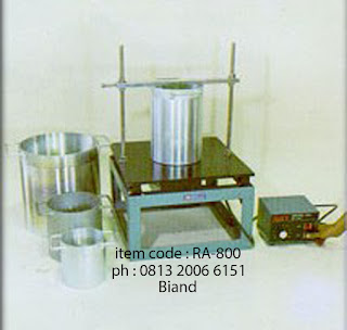 jual bulk density test set murah
