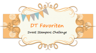 DT favoriet  #35 Sweet stampers