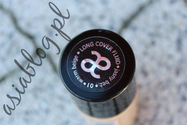 312c29d5 Joanna bloguje ♥ blog kosmetyczny: RECENZJA: Paese Long Cover Fluid ...