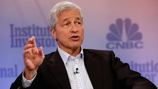 I regrets calling bitcoin a fraud and believes in the technology behind it - Jamie Dimon