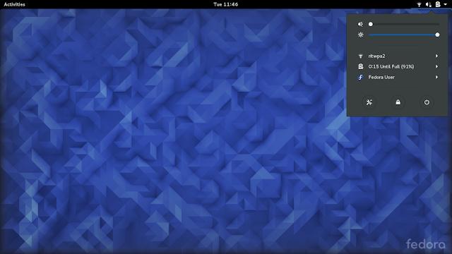 Fedora 23 ganha data para ser descontinuado
