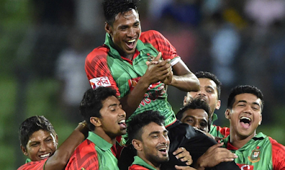 the way it is: Rise of the Challengers - Bangladesh