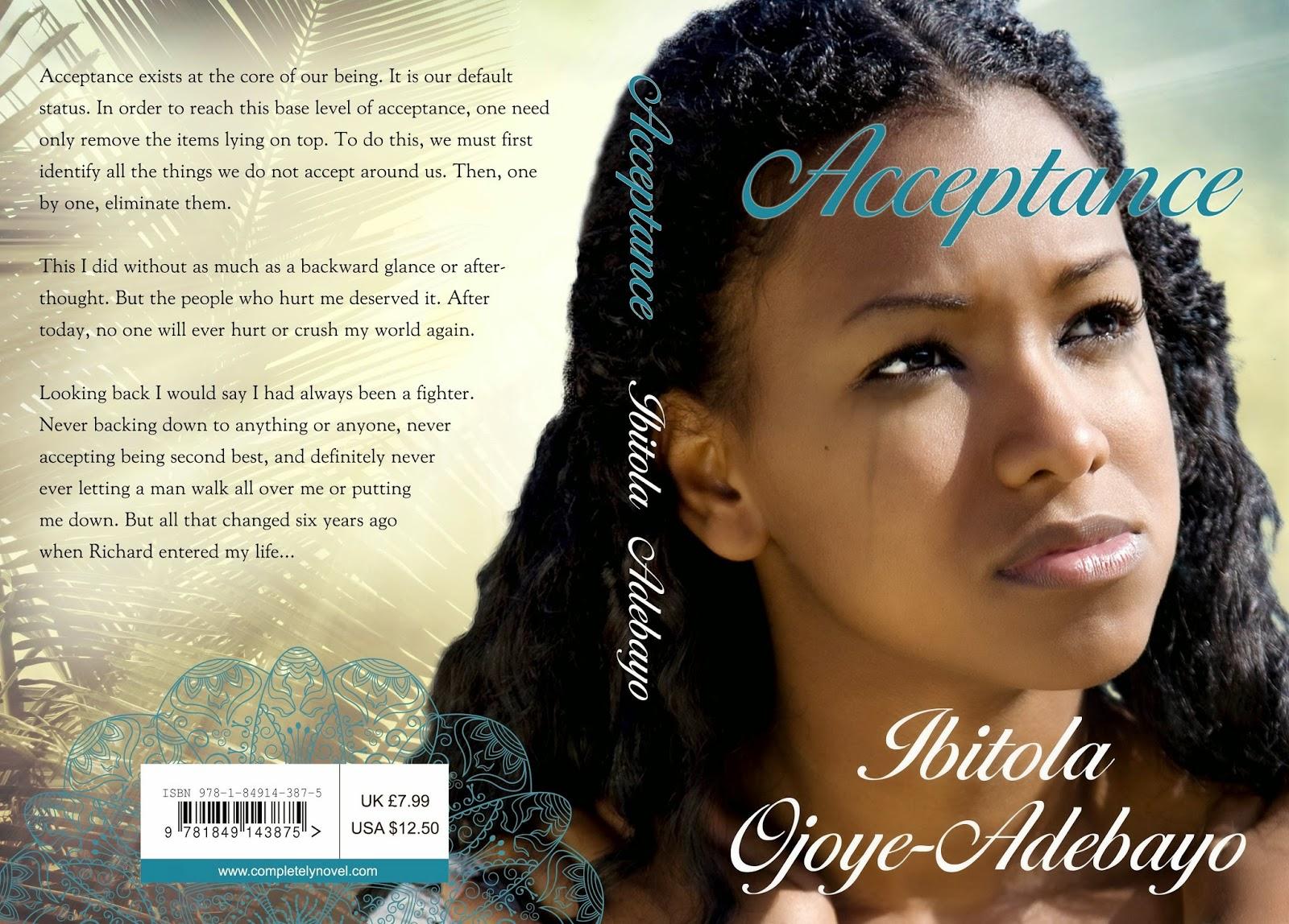 Red-Hot: Ibitola Ojoye-Adebayo | Acceptance - Magnus Okeke