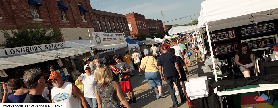 KCMB Kansas City News: Lee's Summit Downtown Days This Weekend