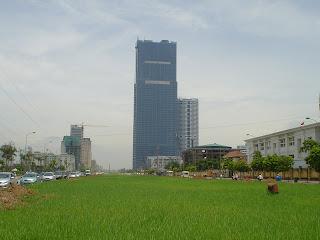 Keangnam Torre di Hanoi (Vietnam)