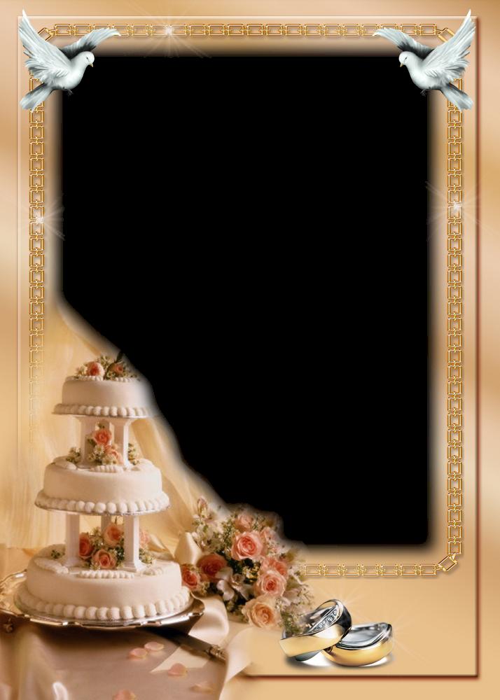 Marcos de Matrimonios. Cuadros de Boda. ~ Marcos Gratis para ...