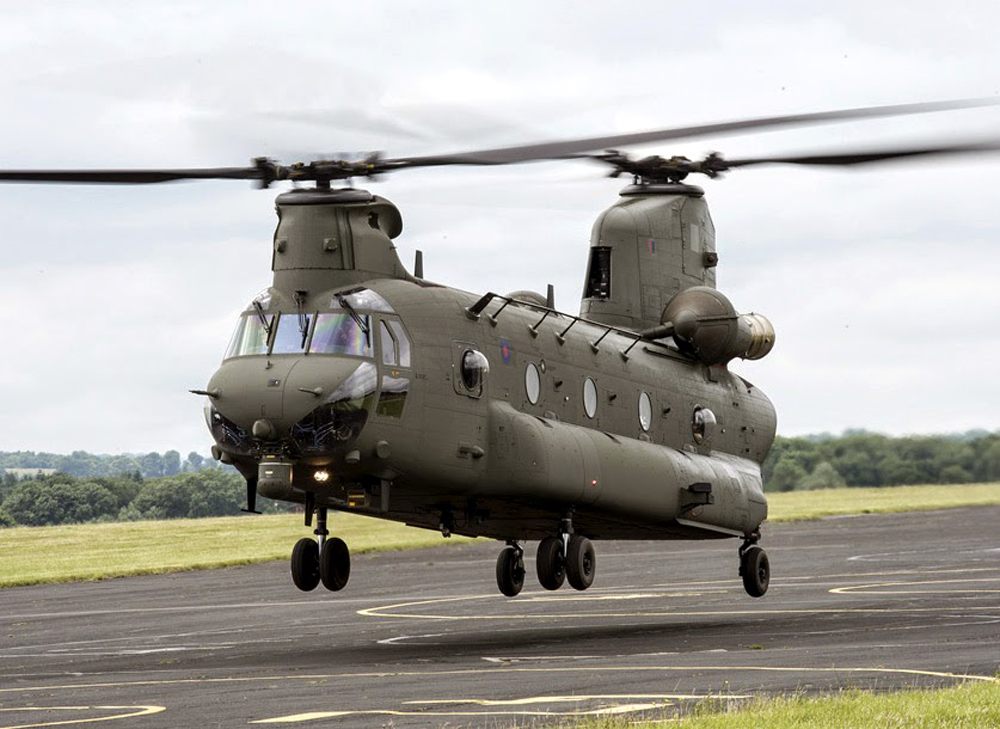 Helikopter Chinook