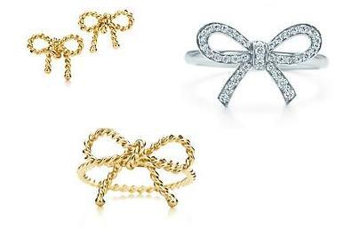 200ab906cf7f0 Dazzling! Exciting!: Tiffany Twist Bow Ring