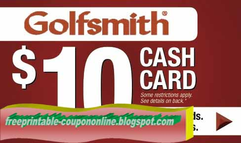 photograph about Golf Smith Printable Coupons named Printable Discount codes 2019: Golfsmith Coupon codes