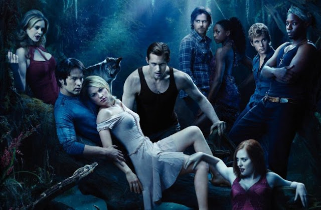 True Blood, serie sobre jovenes vampiros