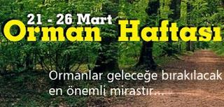 Ormancılık Kutlama Mesajları