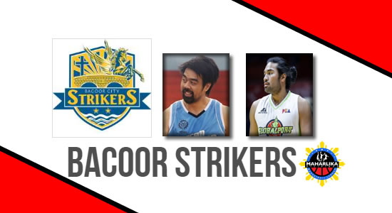LIST: Bacoor Strikers Roster 2018 MPBL Anta Datu Cup