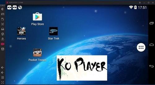 تحميل برنامج KoPlayer لتشغيل العاب وتطبيقات الاندرويد على الجهاز