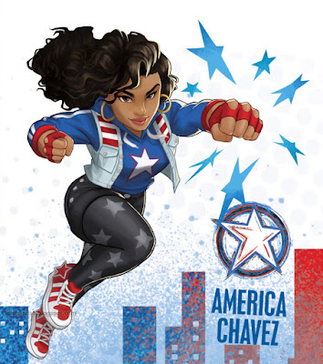 Marvel Rising Secret Warriors Animated Film America Chavez