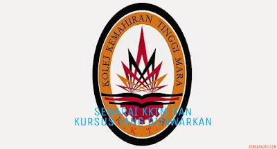 Senarai KKTM dan Kursus Yang Ditawarkan di Malaysia