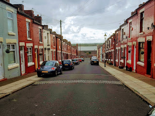 Elswick Street, Liverpool aka the Setting of Bread