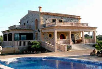 stone style house 23