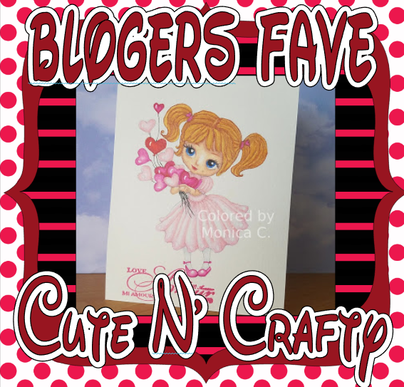 Cute N Crafty Challenge Blog