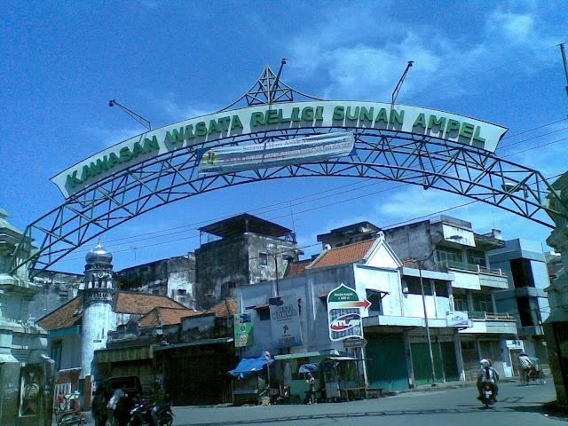Makam Sunan Ampel, Wisata Religi Surabaya Patut Di Kunjungi