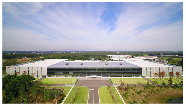 Canon Eco Technology Park  Image : Canon Global