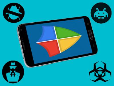 Antivirus untuk smartphone