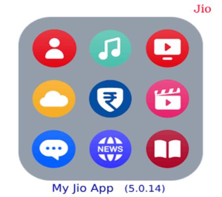 My Jio Account