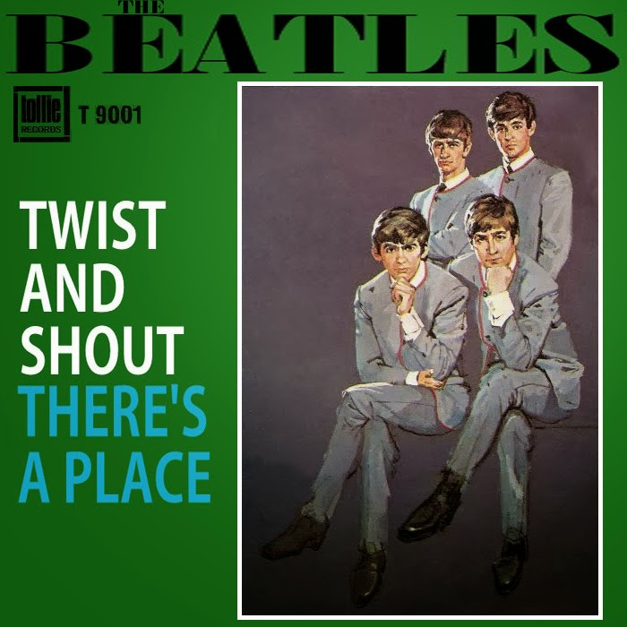 The Beatles Illustrated UK Discography: Twist And Shout (U.S. ...