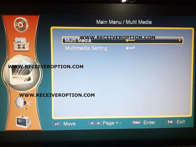 MULTI MEDIA HD RECEIVER SMARTCAM REMOVE NEW SOFTWARE