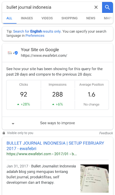 Bullet Journal Indonesia