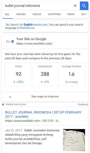 Bullet Journal Indonesia