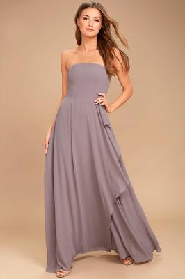 vestidos formales con espalda descubierta