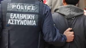 Συλληψεις για κλοπες σε Αλεξανδρεια και Βεροια.