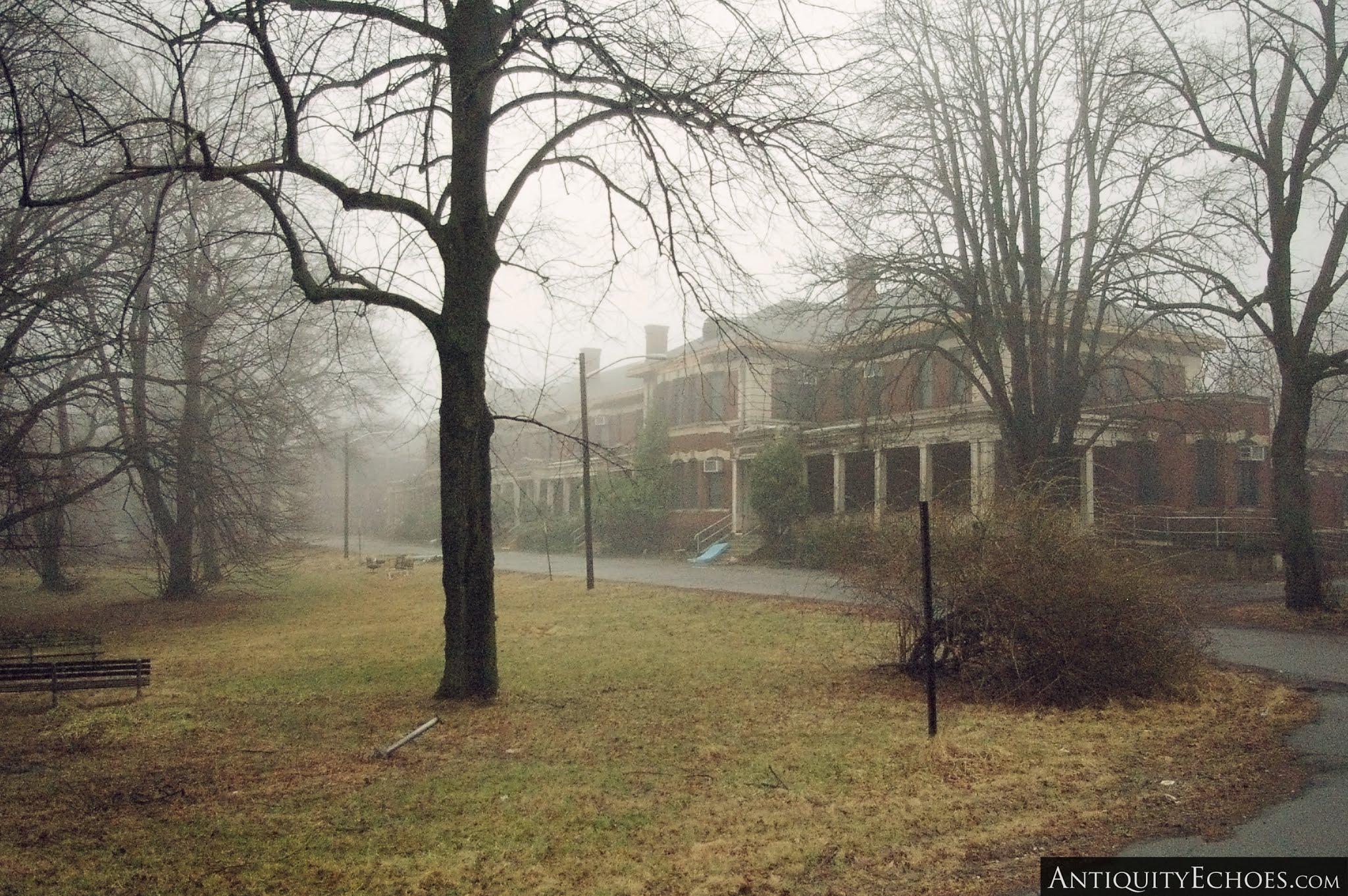 Overbrook Asylum - A Cold Fog