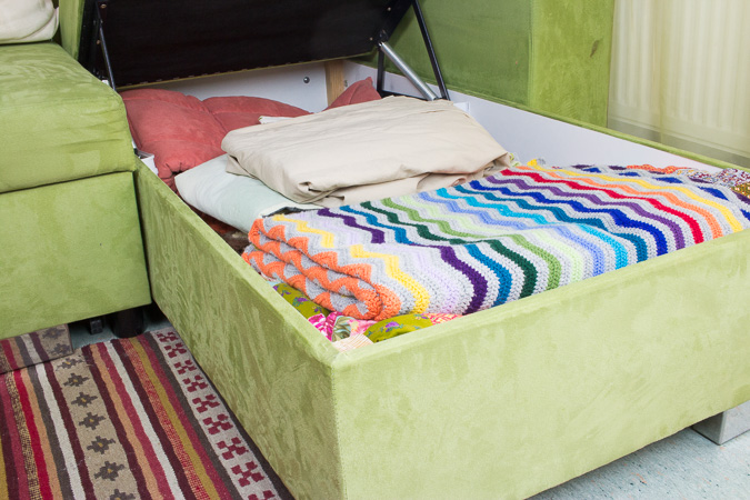 Tipps fürs Organisieren in kleinen Wohnungen