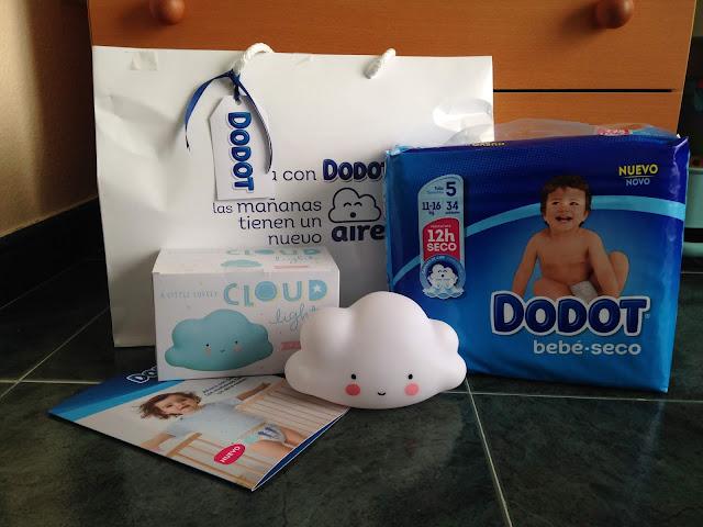 Sello de calidad de Madresfera: Dodot bebé-seco