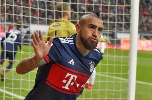 Frankfurt 0-1 Bayern: Hùm xám vô địch lượt đi 2