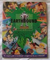 Earthbound - Manual / Guía oficial portada