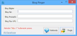 blogpinger