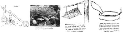 """""""técnica para preparar alimentos en supervivencia"""""""