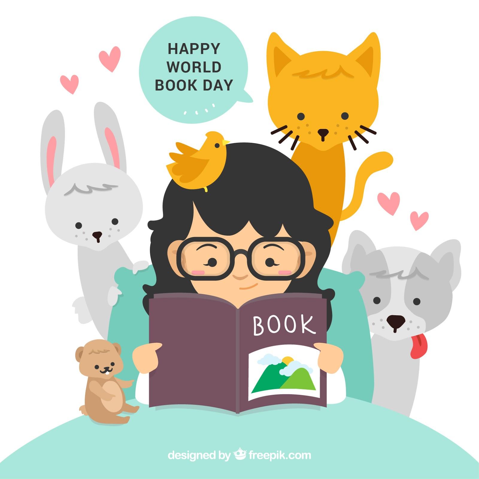 Work related freepik 02 azreenchan happy world book day stopboris Image collections